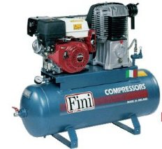 FINI 13 HP 150 LT HONDA PETROL AIR COMPRESSOR