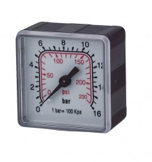 Square Gauge Only
