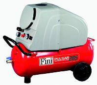 Quiet Piston Air Compressors